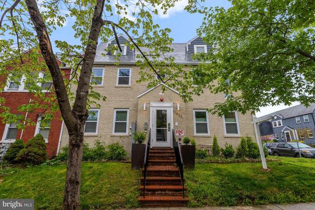 1823 D Street NE B, WASHINGTON, DC 20002 (MLS #DCDC517150) :: Maryland Shore Living | Benson & Mangold Real Estate
