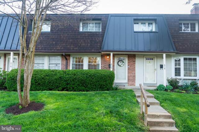 416 Hampton Court #102, FALLS CHURCH, VA 22046 (#VAFA112034) :: The Redux Group