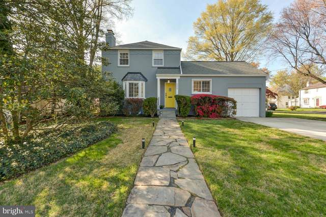 5204 Andover Road, CHEVY CHASE, MD 20815 (MLS #MDMC753426) :: Maryland Shore Living | Benson & Mangold Real Estate