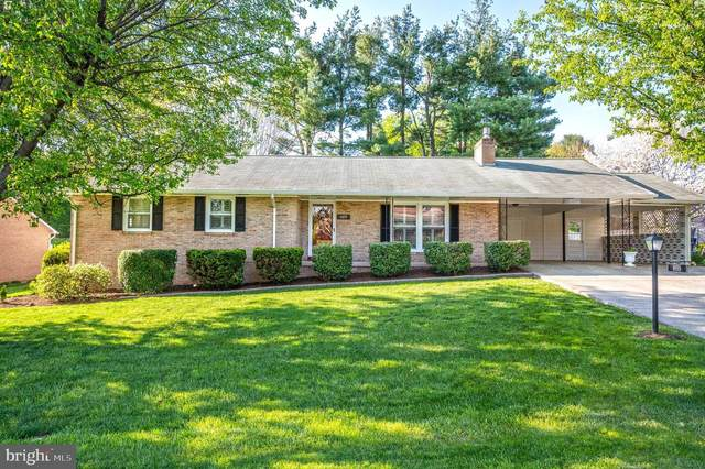 1055 Horseshoe Drive, FRONT ROYAL, VA 22630 (#VAWR143312) :: The Dailey Group