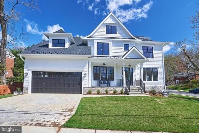 5513 33RD Street N, ARLINGTON, VA 22207 (#VAAR179696) :: Integrity Home Team