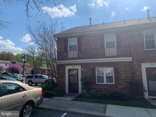 828 College Parkway #9, ROCKVILLE, MD 20850 (#MDMC753430) :: Arlington Realty, Inc.