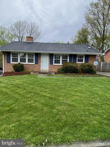 367 11TH Street, FRONT ROYAL, VA 22630 (#VAWR143314) :: Bob Lucido Team of Keller Williams Lucido Agency