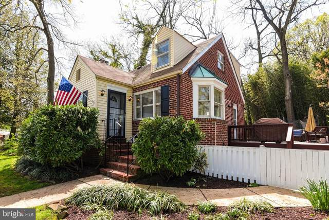 5912 Ryland Drive, BETHESDA, MD 20817 (#MDMC753434) :: Dart Homes