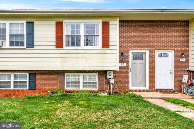 93 Grand Drive, TANEYTOWN, MD 21787 (#MDCR203828) :: Revol Real Estate