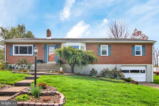 2409 Garrison Avenue, HARRISBURG, PA 17110 (#PADA132240) :: The Joy Daniels Real Estate Group
