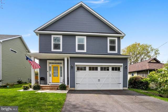203 Lakeview Avenue, EDGEWATER, MD 21037 (#MDAA465080) :: ExecuHome Realty