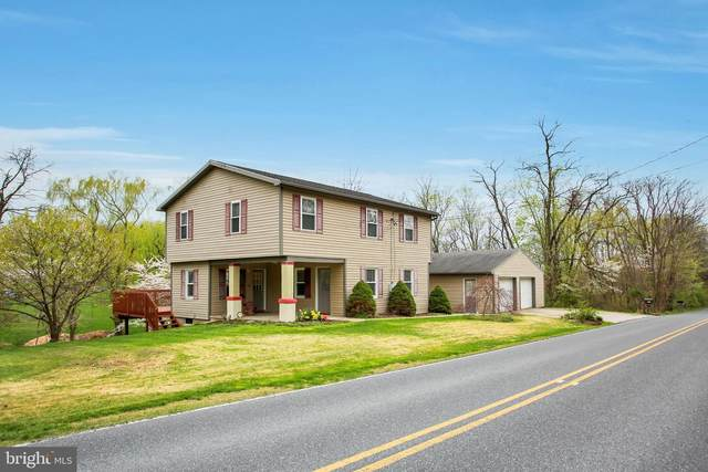 7063 Red Top Road, HARRISBURG, PA 17111 (#PADA132242) :: TeamPete Realty Services, Inc