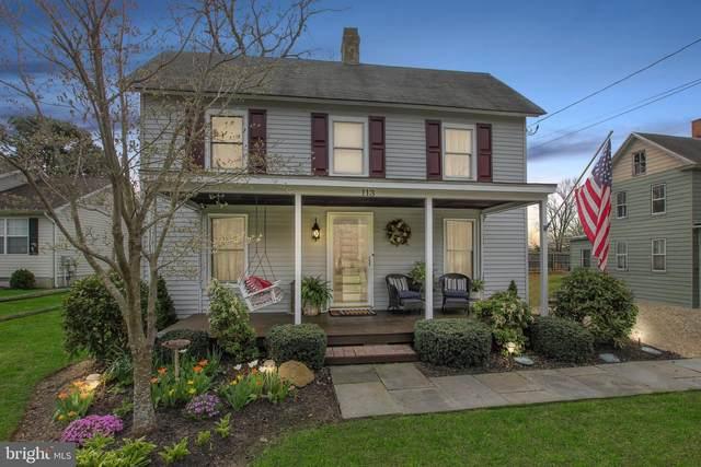113 Maple Avenue, GOLDSBORO, MD 21636 (#MDCM125378) :: Integrity Home Team