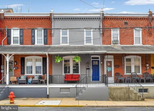 526 E Fulton Street, LANCASTER, PA 17602 (#PALA180484) :: Liz Hamberger Real Estate Team of KW Keystone Realty