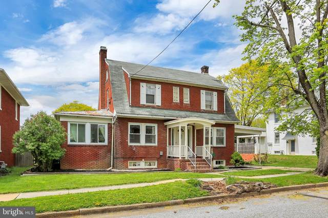 146 N Walnut Street, SPRING GROVE, PA 17362 (#PAYK156502) :: ExecuHome Realty
