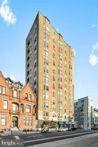 2135 Walnut Street #601, PHILADELPHIA, PA 19103 (#PAPH1007164) :: Certificate Homes