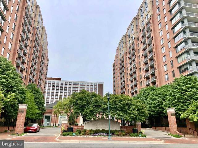11710 Old Georgetown Road #1112, ROCKVILLE, MD 20852 (#MDMC753456) :: Dart Homes