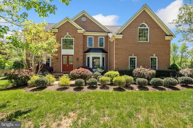 3401 Waples Glen Court, OAKTON, VA 22124 (#VAFX1193850) :: Ram Bala Associates | Keller Williams Realty