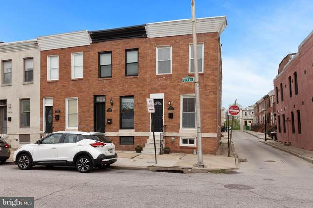 2610 Fleet Street, BALTIMORE, MD 21224 (#MDBA547230) :: SURE Sales Group