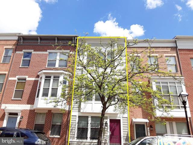 25 S Exeter Street #165, BALTIMORE, MD 21202 (#MDBA547232) :: Bruce & Tanya and Associates
