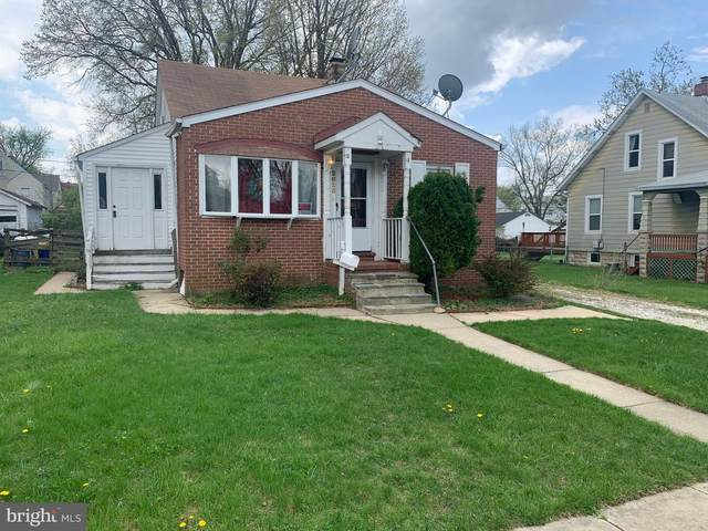 2625 Hillcrest Avenue, BALTIMORE, MD 21234 (#MDBC525702) :: Network Realty Group