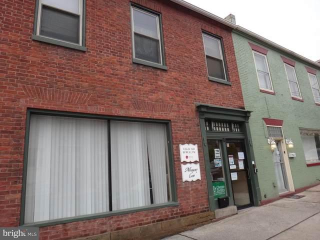 110 Greene Street, CUMBERLAND, MD 21502 (#MDAL136746) :: AJ Team Realty