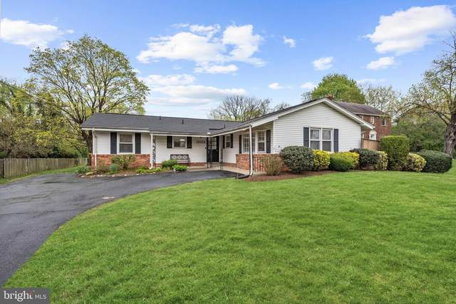 11028 Montgomery Road, BELTSVILLE, MD 20705 (#MDPG603226) :: Network Realty Group