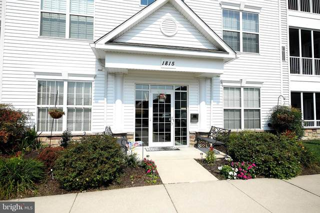 1815 Selvin Drive #304, BEL AIR, MD 21015 (#MDHR258816) :: Dart Homes