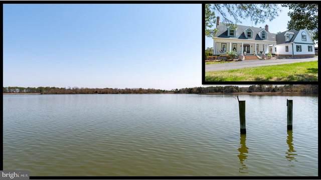500 Goodhand Creek Farm Lane, CHESTER, MD 21619 (MLS #MDQA147408) :: Maryland Shore Living | Benson & Mangold Real Estate