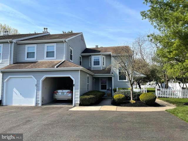 690-A Rose Hollow Drive A, YARDLEY, PA 19067 (#PABU524876) :: ExecuHome Realty