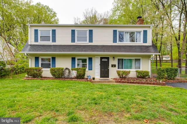 4204 Hemingway Drive, WOODBRIDGE, VA 22193 (#VAPW519888) :: The Miller Team