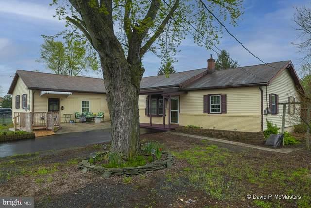 61 Wren Street, MARTINSBURG, WV 25405 (#WVBE185220) :: Shamrock Realty Group, Inc