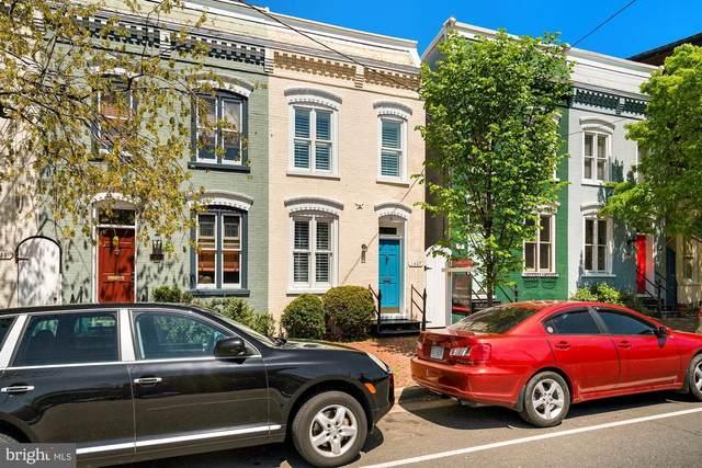 1407 Prince Street, ALEXANDRIA, VA 22314 (#VAAX258530) :: The Licata Group / EXP Realty