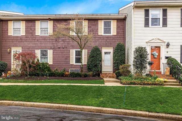 635 E Main Street #7, MOORESTOWN, NJ 08057 (#NJBL395528) :: Shamrock Realty Group, Inc