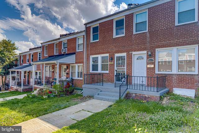 4339 Nicholas Avenue, BALTIMORE, MD 21206 (#MDBA547240) :: The Dailey Group