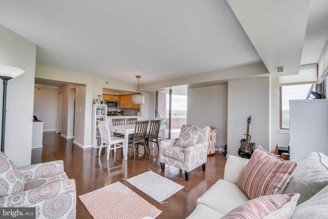 10101 Grosvenor Place #1905, ROCKVILLE, MD 20852 (MLS #MDMC753474) :: Maryland Shore Living | Benson & Mangold Real Estate