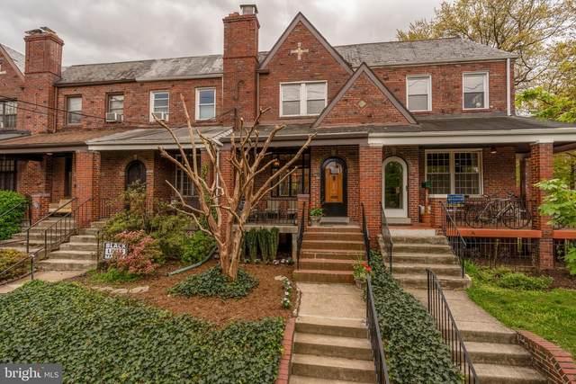 242 Emerson Street NW, WASHINGTON, DC 20011 (#DCDC517236) :: Crossman & Co. Real Estate