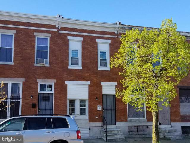 2407 E Oliver Street, BALTIMORE, MD 21213 (#MDBA547256) :: The Dailey Group