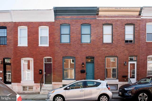 133 S Curley Street, BALTIMORE, MD 21224 (MLS #MDBA547268) :: Maryland Shore Living | Benson & Mangold Real Estate