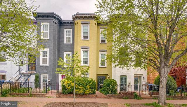 1109 R Street NW, WASHINGTON, DC 20009 (MLS #DCDC517262) :: Maryland Shore Living | Benson & Mangold Real Estate