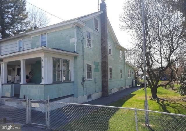 510 Cross Street, HAZLETON, PA 18202 (#PALU103696) :: Shamrock Realty Group, Inc