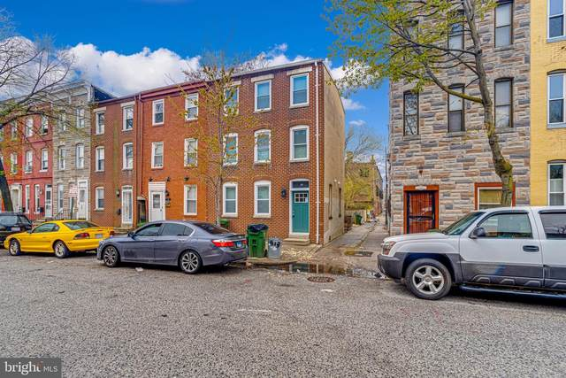 128 S Schroeder Street, BALTIMORE, MD 21223 (#MDBA547282) :: Bob Lucido Team of Keller Williams Lucido Agency