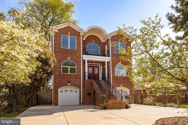 542 Beall Avenue, ROCKVILLE, MD 20850 (#MDMC753506) :: AJ Team Realty