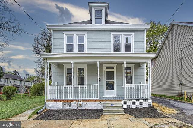 620 N Pitt Street, CARLISLE, PA 17013 (#PACB133906) :: The Joy Daniels Real Estate Group