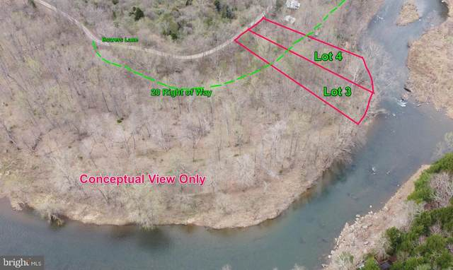 Lot 4 Bowers Lane, GREAT CACAPON, WV 25422 (#WVMO118340) :: Shamrock Realty Group, Inc