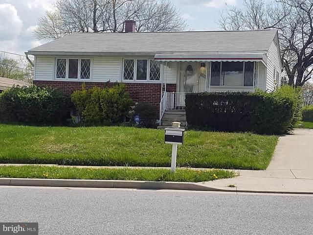 3201 Richwood Avenue, BALTIMORE, MD 21244 (#MDBC525770) :: The Putnam Group