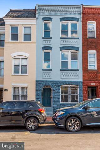 410 Elm Street NW, WASHINGTON, DC 20001 (#DCDC517296) :: Gail Nyman Group