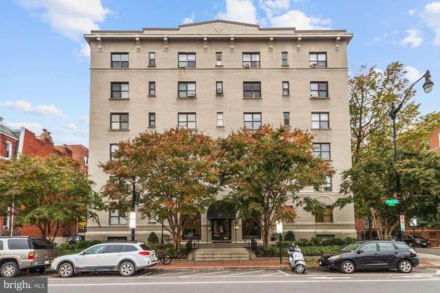1514 17TH Street NW #300, WASHINGTON, DC 20036 (#DCDC517300) :: Lucido Agency of Keller Williams