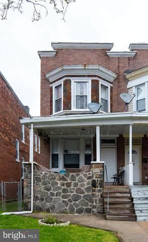 3607 Reisterstown Road, BALTIMORE, MD 21215 (#MDBA547308) :: Dart Homes
