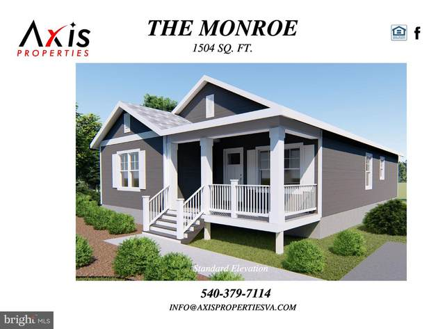 Lot 25 Kintz Street, COLONIAL BEACH, VA 22443 (#VAWE118224) :: RE/MAX Cornerstone Realty