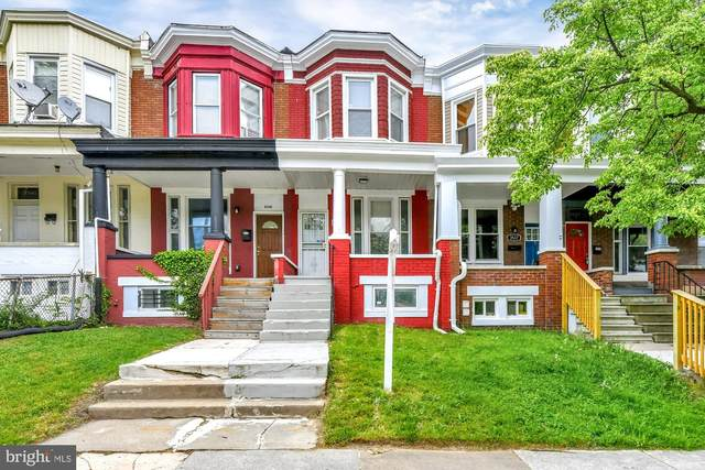 3539 Old York Road, BALTIMORE, MD 21218 (#MDBA547310) :: Corner House Realty
