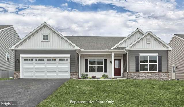 116 Ginger Court, LEBANON, PA 17046 (#PALN118798) :: The Craig Hartranft Team, Berkshire Hathaway Homesale Realty