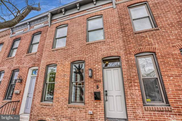 704 S East Avenue, BALTIMORE, MD 21224 (#MDBA547316) :: The Miller Team