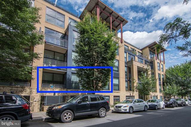 2301 Champlain Street NW #105, WASHINGTON, DC 20009 (#DCDC517314) :: Bruce & Tanya and Associates